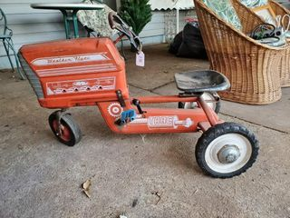 Western Flyer Pedal Tractor