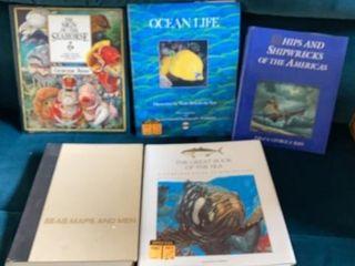 BOOKS OF THE SEA
