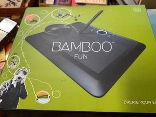 BAMBOO FUN   NEW