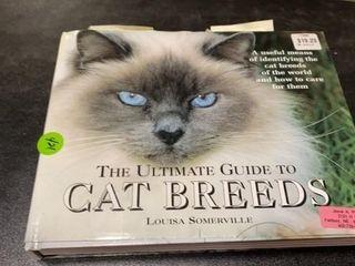 CAT BREEDS GIGANTIC BOOK