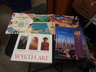 MISCEllANOUS ART BOOKS