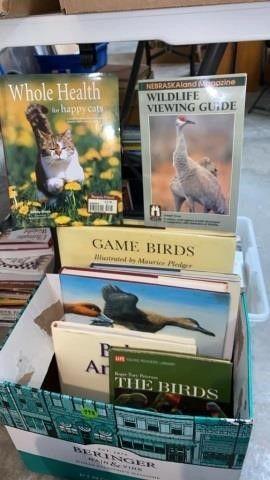 BIRDS  ANIMAl BOOKS