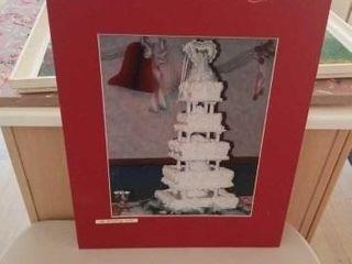 THE WEDDING CAKE    BY JOYCE PRINCE