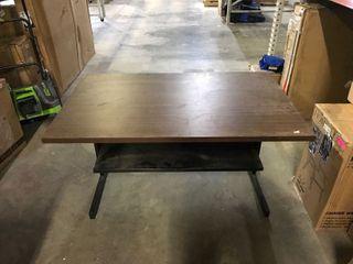 Wooden Metal Desk