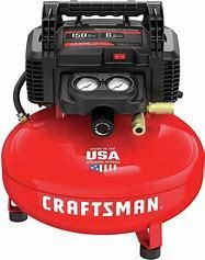 Craftsman 150PSO 6G Air Compressor
