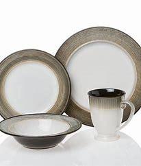 Dinnerset Round Rim Dinnerware Set