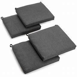 Blazing Needles Indoor Outdoor Chair Cushions Set of 4