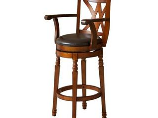 Eclipse Armed Swivel Barstool by CKH