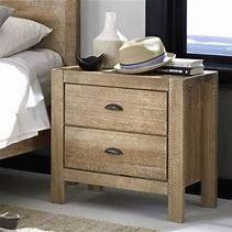 Grain Wood Furniture Montauk 2 Drawer Nightstand