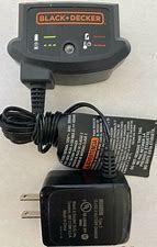 Black Decker Class 2 Battery Charger
