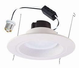 Halo Baffle Downlighting Bulb  amp  Trim Replacement