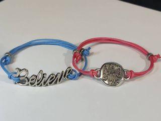2 Inspirational Biblical Bracelets