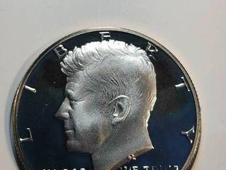 1982 S DCAM Kennedy Half Dollar