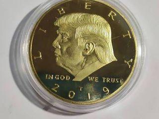 2019 President Donald Trump Coin