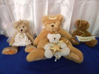 lot of 4 Angel Bears