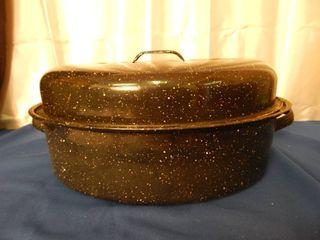 Enamel Roaster Pan