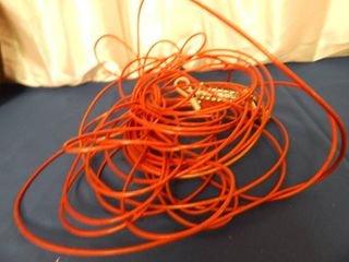 Exterior Coated Wire