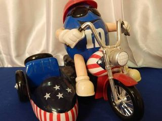 M M Freedom Rider Collectible