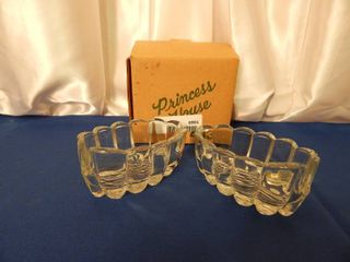 Condiment Dishes  set of 2
