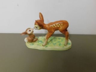Goebel Figurine   Bambi and Thumper