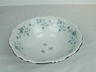 Haviland bowl   5 saucers