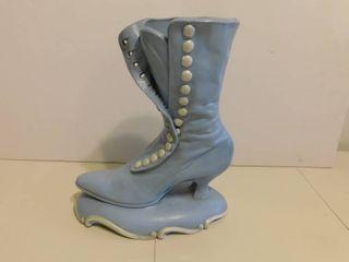 Handpainted Fashion ladies Ceramic Boot