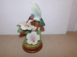 Hummingbird Figurine