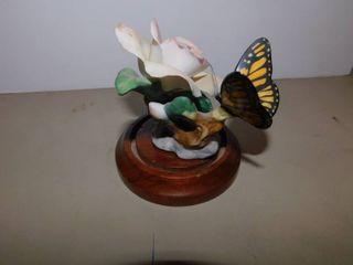 Porcelain Butterfly