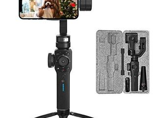 Zhiyun Smooth 4  Official  Handheld Smartphone Gimbal  with Tripod  Black