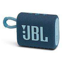 JBl   GO3 Portable Waterproof Wireless Speaker   Blue