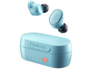 Skullcandy   Sesh Evo True Wireless In Ear Headphones   Bleached Blue