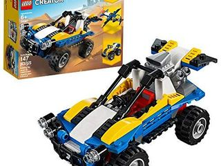 lEGO Creator 3in1 Dune Buggy 31087 Building Kit  147 Pieces