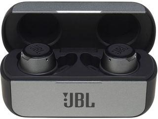 JBl Reflect Flow Truly Wireless Sport in Ear Headphone  Black