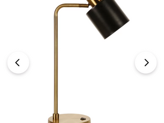 Aislinn 22  Desk lamp