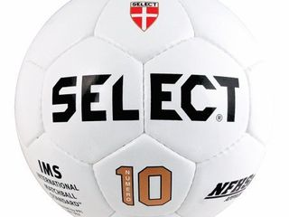 Select Sport America Numero 10 Soccer Ball  4  White