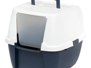Jumbo Hooded litter Box Enclosure