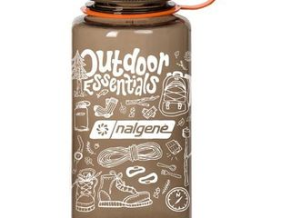 Nalgene Outdoor Essential 32 oz  Wide Mouth Water Bottle