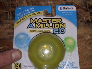 Master A Million 2 0 Bouncy Ball Yellow