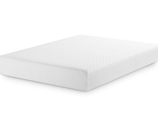 Wayfair Sleep 12  Plush Gel Memory Foam Mattress Twin