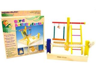 Penn Plax Bird Activity Center  Small
