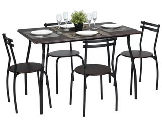 Tarleton 5 Piece Dining Set   299 99 Retail