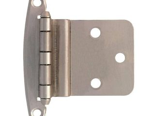 liberty H00930l SN U1 3 8 Inch Inset Hinge without Spring  10 Pack