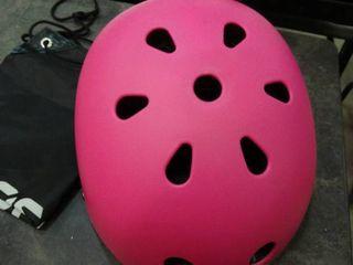 Size Medium Pink Helmet