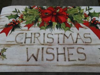 Christmas Wishes  Mat