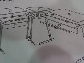 Corner Desk Table
