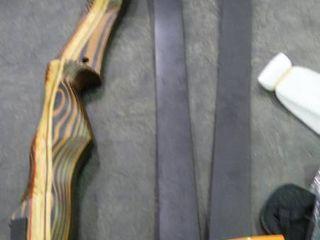 Wood Handle Bow
