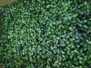 lot of Artificial Plant Panels