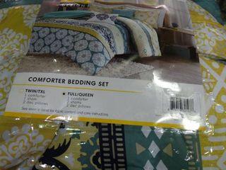 Full Queen Comforter Bedding Set