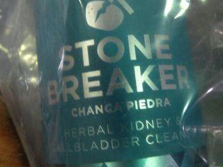 Bottle of Eu Natural Stone Breaker Capsules