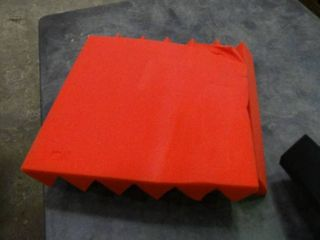 lot of Acoustic Foam Panels